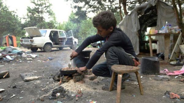 En Ukraine, les Roms en état de siège