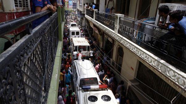 العثور على 11 فردا من عائلة واحدة قتلى في منزل بالعاصمة الهندية