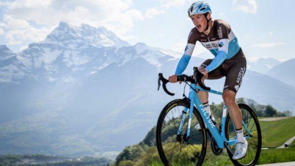 Tour de France: Frank remplace Geniez dans l'équipe AG2R La Mondiale