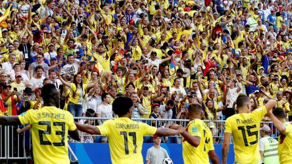 حقائق-مباراة كولومبيا وإنجلترا في كأس العالم
