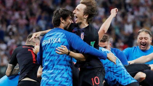 كرواتيا تبلغ دور الثمانية بالفوز على الدنمرك بركلات الترجيح