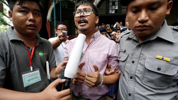 محكمة في ميانمار ستسمع الدفاع والادعاء في قضية صحفيين من رويترز