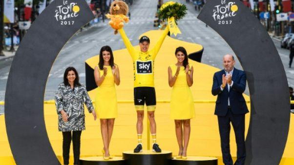 Le Tour de France ouvre de nouveau la porte à Froome