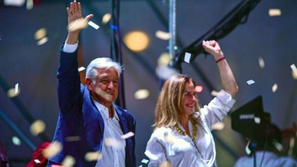 Présidentielle au Mexique: réactions à l'élection de Lopez Obrador