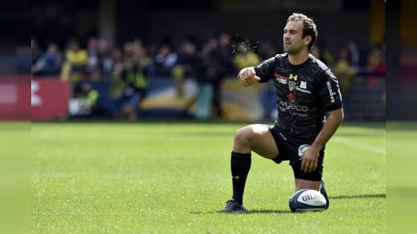 Top 14: Parra, Betham et Lee prolongent à Clermont qui reprend l'entraînement