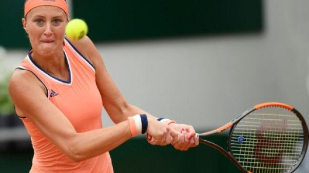 Wimbledon: Mladenovic renverse Schmiedlova