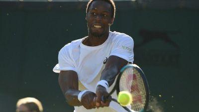 """Wimbledon: Monfils écarte Gasquet et """"aime"""" désormais le gazon"""