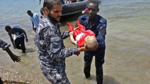 Libye: 63 disparus dans un nouveau naufrage en Méditerranée