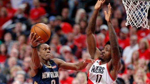 NBA: Rajon Rondo rejoint LeBron chez les Lakers
