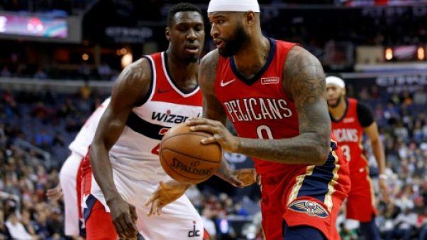 NBA: DeMarcus Cousins à Golden State
