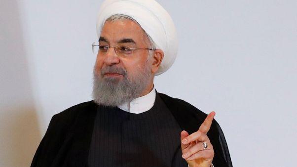 الرئيس الإيراني: طهران ستحترم الاتفاق النووي ما دامت مصالحها محفوظة