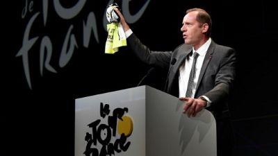 """Tour de France: """"Que la course soit emballante !"""", souhaite Christian Prudhomme"""