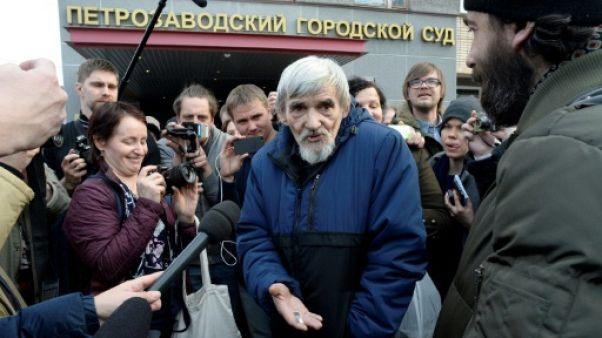 L'historien russe Dmitriev inculpé pour agression sexuelle