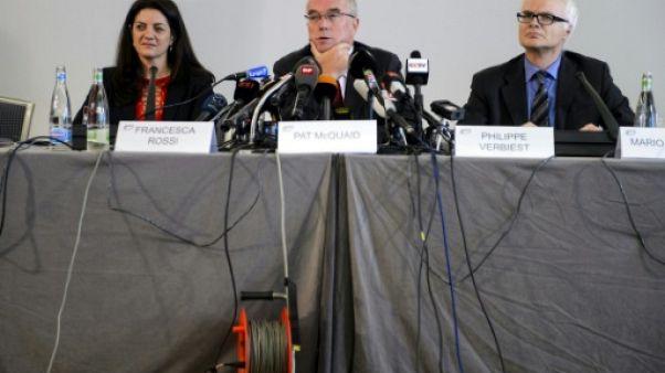 """Vingt ans après Festina, """"la situation s'est améliorée"""", seloln la directrice antidopage du cyclisme"""