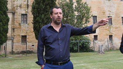 Migranti: Salvini, l'11 vedrò Seehofer