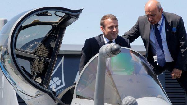 برغم الانتقادات في الداخل.. تضاعف مبيعات السلاح الفرنسية للشرق الأوسط