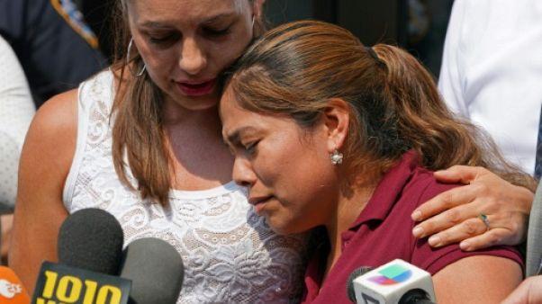 USA: une mère guatémaltèque retrouve ses enfants après six semaines de séparation