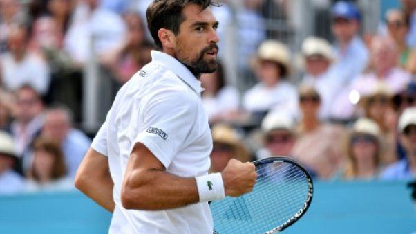 Wimbledon: Shapovalov domine Chardy et donne rendez-vous à Paire