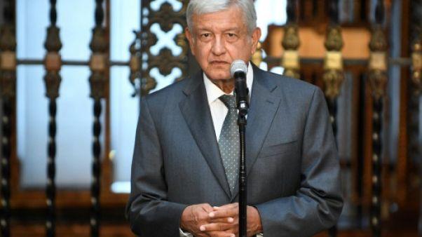 Mexique: Lopez Obrador va inviter le pape et recevoir Pompeo