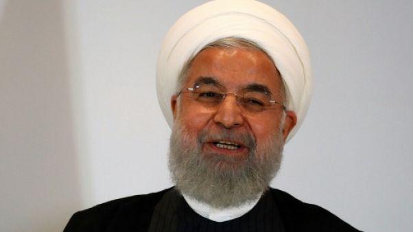 Embarras diplomatique pour l'Iran en pleine visite de Rohani en Europe