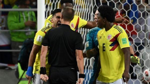 Colombie: Falcao doute de l'impartialité de l'arbitre américain