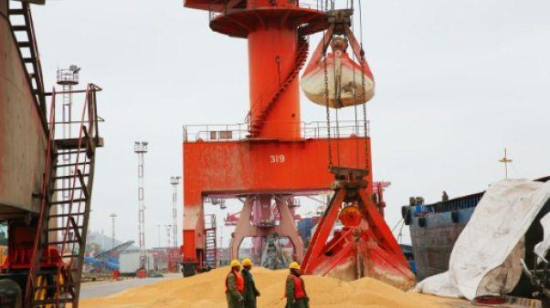Guerre commerciale: Pékin cherche à remplacer le made in USA