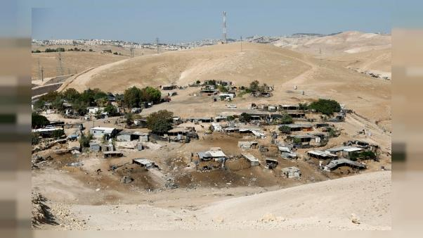 Israël s'apprête à démolir un village bédouin de Cisjordanie, selon une ONG