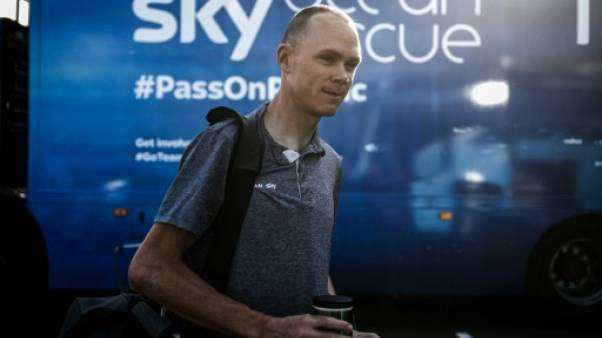 Tour de France: Lappartient (UCI) lance un appel au public pour la sécurité de Chris Froome