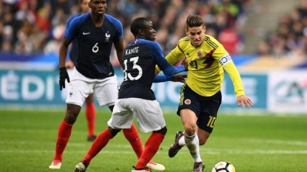 France: Pogba-Kanté, la convergence des luttes