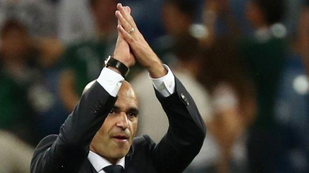"""مارتينيز: اللعب أمام البرازيل """"المرشحة"""" يمثل حلما لبلجيكا"""