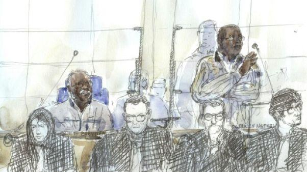 Génocide rwandais: la perpétuité requise en appel contre deux ex-maires jugés en France