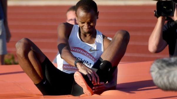 Athlétisme: Barshim forfait à Lausanne