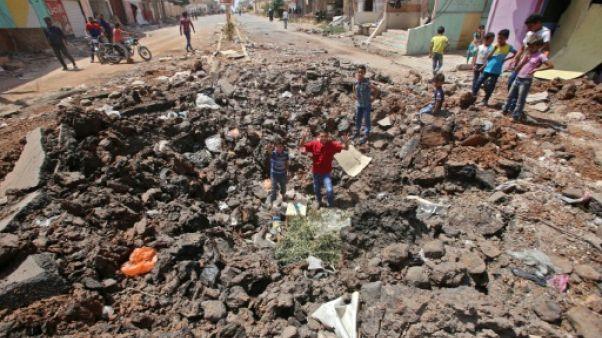 Syrie: reprise des raids dans le sud après l'échec des pourparlers Russie/rebelles