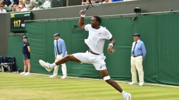 Wimbledon: Gaël Monfils devant la barrière du troisième tour
