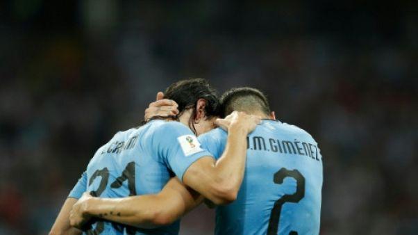 Mondial-2018: les recettes du succès de l'Uruguay
