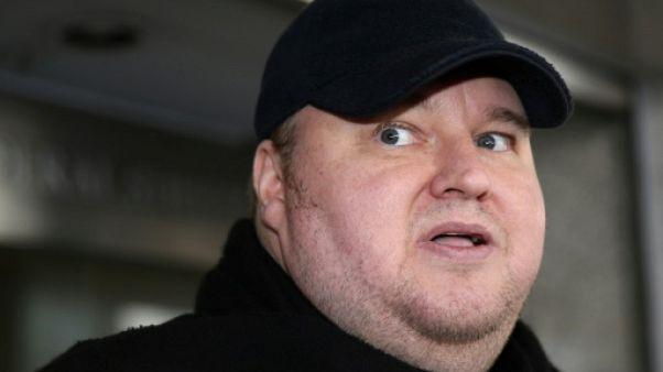 Une cour néo-zélandaise rejette l'appel contre l'extradition aux Etats-Unis de Kim Dotcom