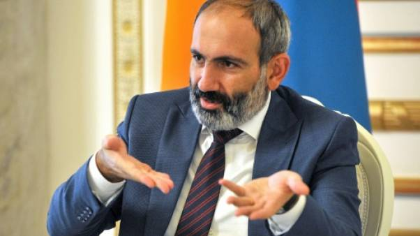 En Arménie, le nouveau Premier ministre en croisade contre la corruption