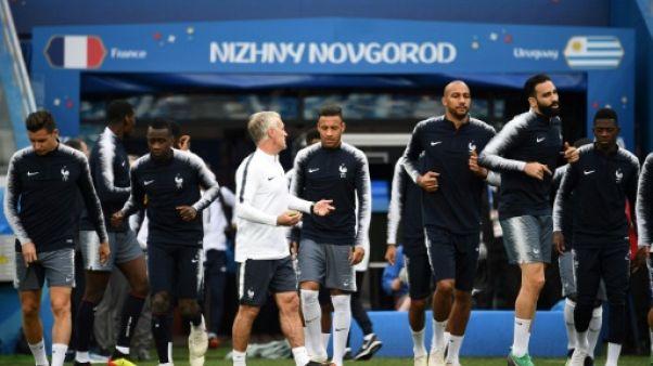 Uruguay-France: la joute Celeste des Bleus