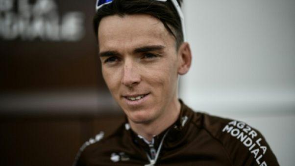 """Tour de France: Bardet entend """"Etre irréprochable"""""""