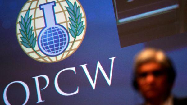 بريطانيا تبلغ منظمة حظر الأسلحة الكيميائية بواقعة التسمم الأخيرة