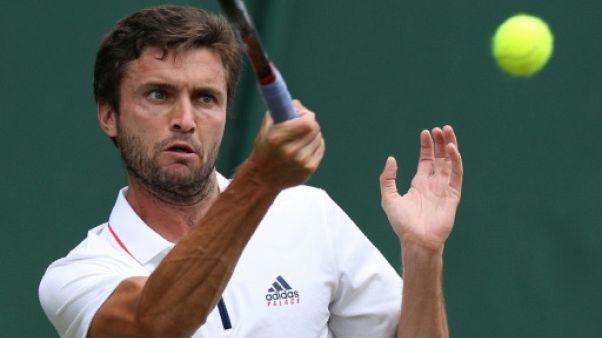 Wimbledon: Simon au troisième tour pour la première fois depuis 2015