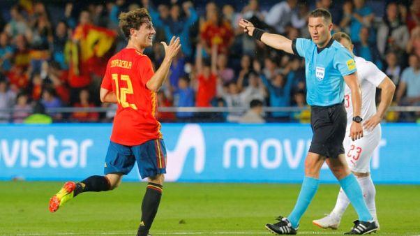 ريال مدريد يتعاقد مع المدافع الإسباني أودريوزولا لمدة ستة مواسم