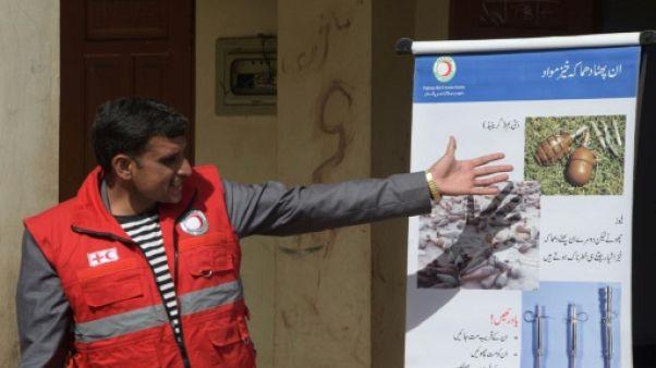 Au Cachemire pakistanais, soleil rime avec mines antipersonnel