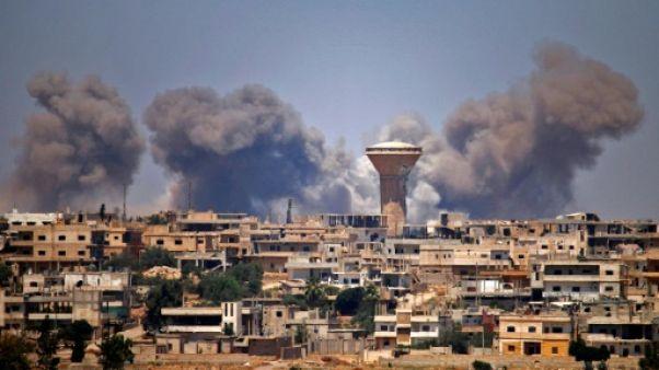 Syrie: acculés, les rebelles du sud débutent de nouveaux pourparlers avec Moscou