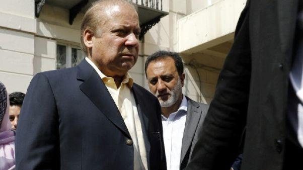 Pakistan: l'ex-Premier ministre Nawaz Sharif condamné à 10 ans de prison pour corruption