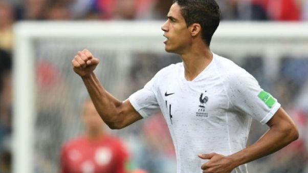 La France en demi-finale après avoir battu l'Uruguay 2 à 0