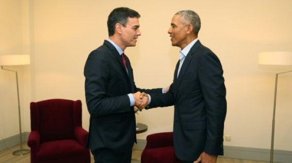 "Obama met en garde contre une ""montée du nationalisme"""