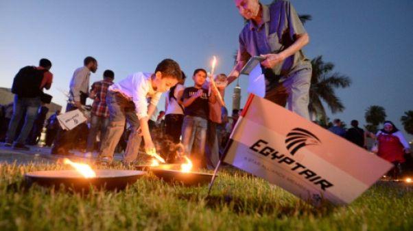 Accident EgyptAir: le BEA privilégie l'hypothèse d'un incendie à bord