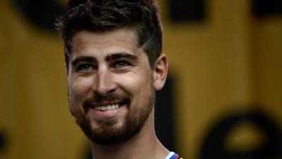 Tour de France: Sagan n'a pas l'intention de changer sa façon de sprinter