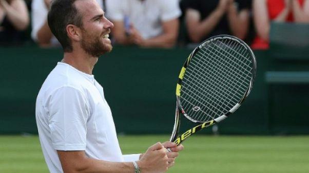 Wimbledon: Mannarino attend Federer en huitièmes